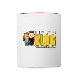 FMV Rocket Java Mug - Contrast Coffee Mug