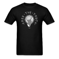 T-Shirts ~ Men's T-Shirt ~ Free the Truth