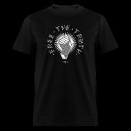 T-Shirts ~ Men's T-Shirt ~ Free the Truth