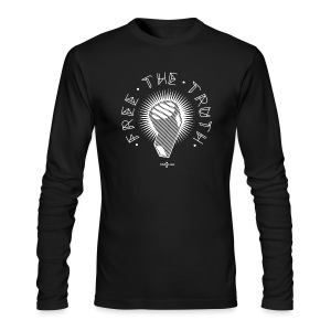 Free the Truth - Men's Long Sleeve T-Shirt by Next Level