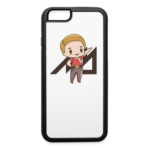 MrMan Character Phone Case - iPhone 6/6s Rubber Case