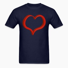 red heart T-Shirts