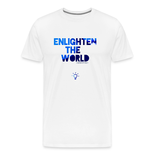 Enlighten T Men's - Men's Premium T-Shirt