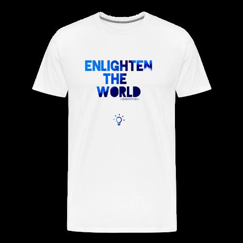 Enlighten T Men's - Men's Premium T-Shirt