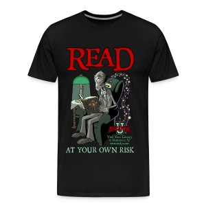 Read At Your Own Risk - Men's Premium T-Shirt