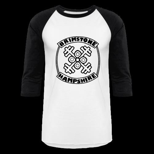Pop Punk Mock Baseball T - Baseball T-Shirt