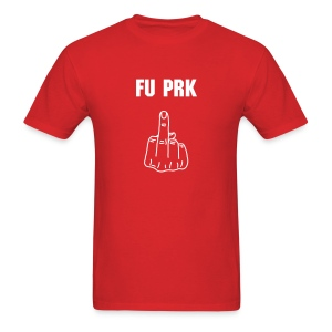 Fu Prk Finger - Men's T-Shirt