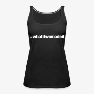 Women's Premium Tank Top - Rapper,Midwest,Detroit