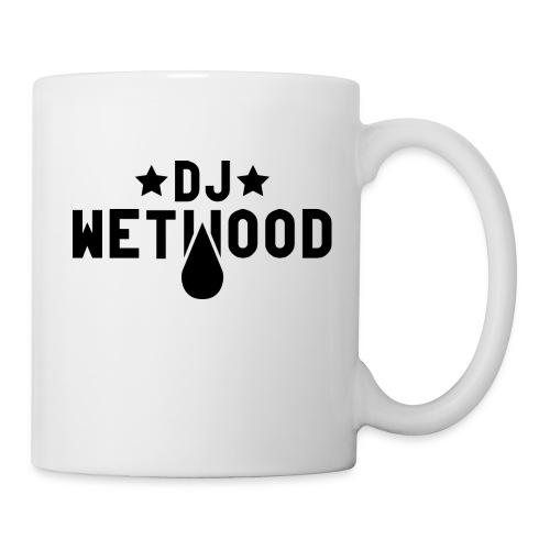 White Wetwood Mug - Coffee/Tea Mug