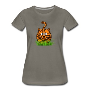 Tiger named Enzo - Women's Premium T-Shirt