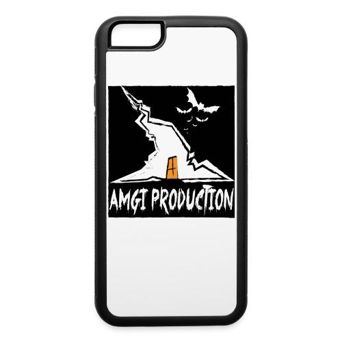 غطاء أيفون 6 - iPhone 6/6s Rubber Case