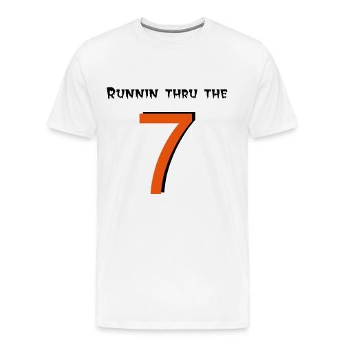 7th MAN Tee - Men's Premium T-Shirt