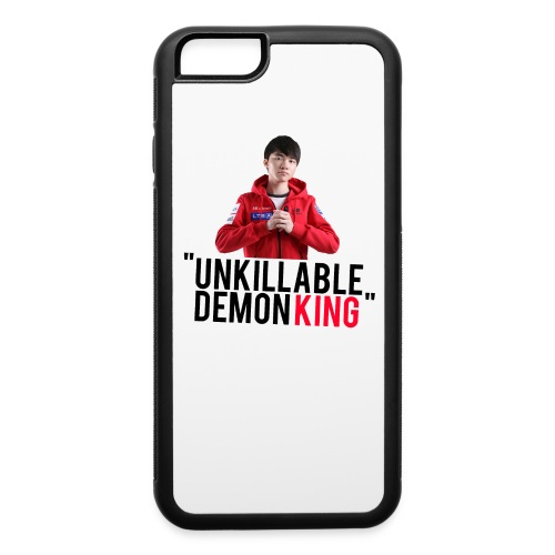 League of Yordles™ Unkillable Demon King | Clear iPhone 6/6S Bumper Case - iPhone 6/6s Rubber Case