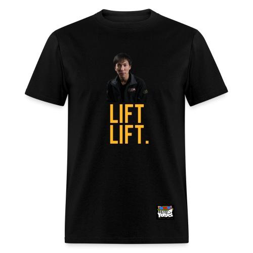 League of Yordles™ DOUBLELIFT: Lift Lift | Tee [Men's] - Men's T-Shirt