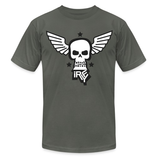 iRYF T Grey - Men's Fine Jersey T-Shirt