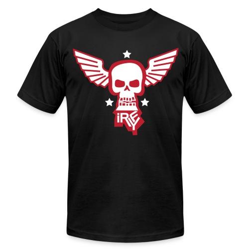 iRYF T Black - Men's Fine Jersey T-Shirt
