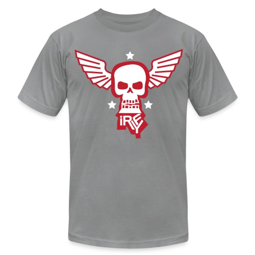 iRYF T Slate - Men's Fine Jersey T-Shirt