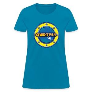 Qwrt951 Channel T's Female - Women's T-Shirt