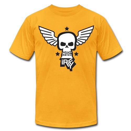 iRYF T Yellow - Men's Fine Jersey T-Shirt