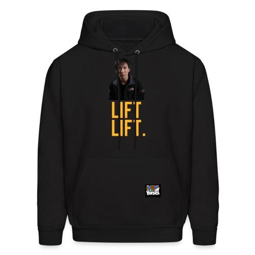 League of Yordles™ DOUBLELIFT: Lift Lift | Hoodie [Men's] - Men's Hoodie