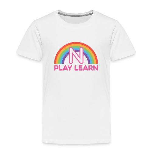 Play N Learn Kids T - Toddler Premium T-Shirt