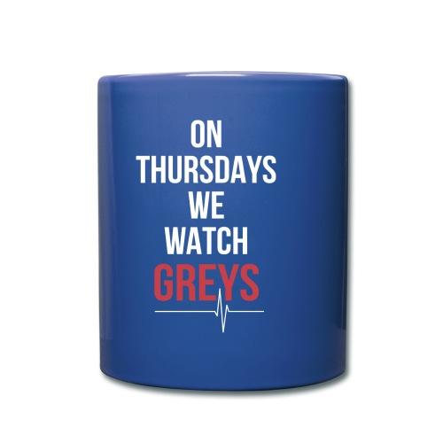 GREYS - Full Color Mug