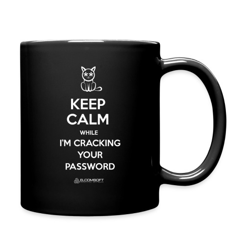 KeepCalm_white.png - Full Color Mug