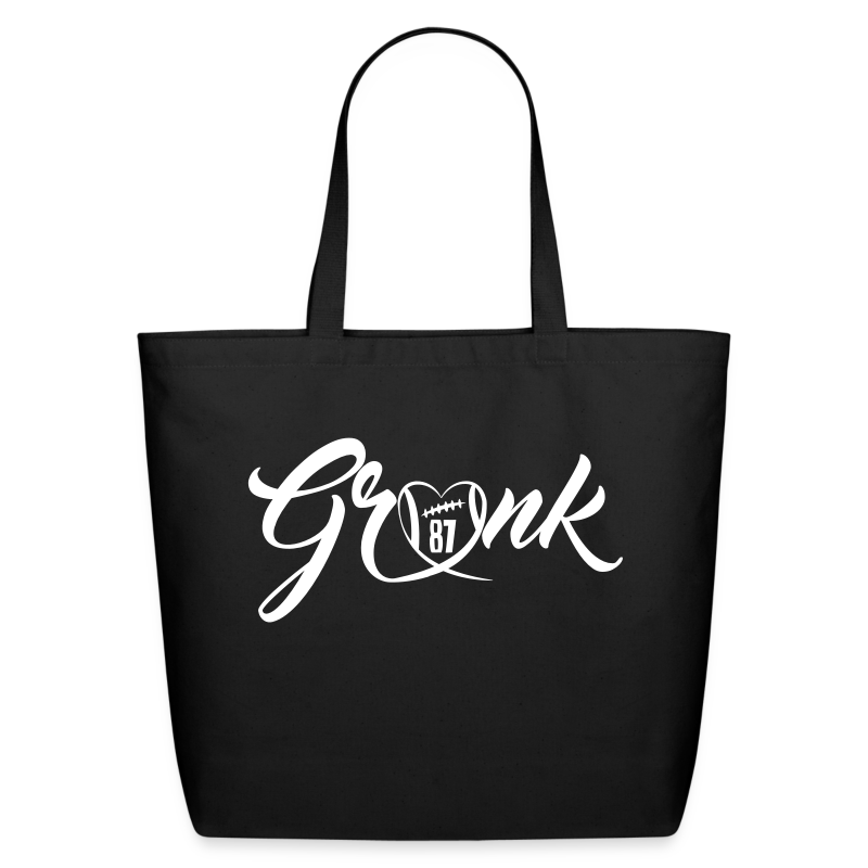 gronkheart - Eco-Friendly Cotton Tote