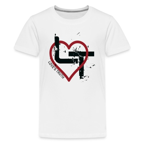 Kid's Premium T-Shirt - Distressed Logo - Kids' Premium T-Shirt