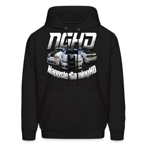 NappsterGamingHD Mens REGULAR Hoodie - Men's Hoodie