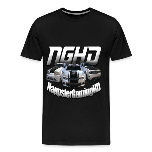 NappsterGamingHD Mens PREMIUM T-Shirt - Men's Premium T-Shirt