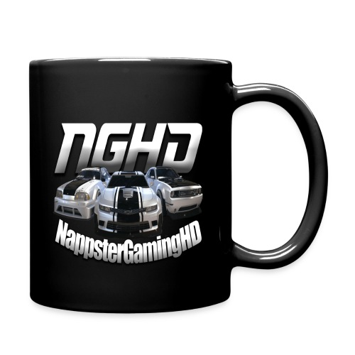 The NappsterGamingHD Coffee Mug - Full Color Mug