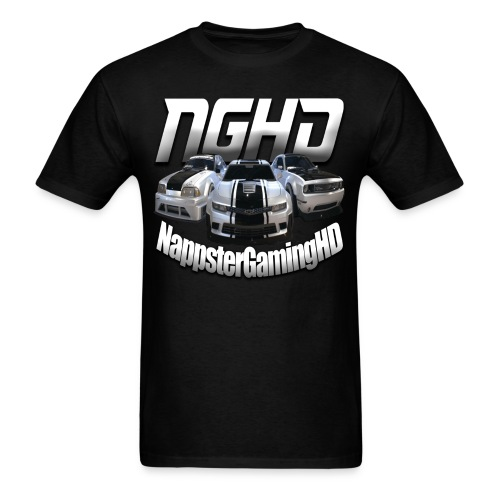 NappsterGamingHD Mens REGULAR T-Shirt - Men's T-Shirt