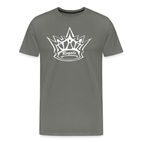 Royals Crown - Men's Premium T-Shirt