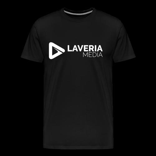 Laveria Media Premium T-Shirt - Men's Premium T-Shirt