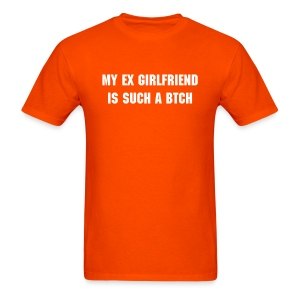 Ex Gf - Men's T-Shirt