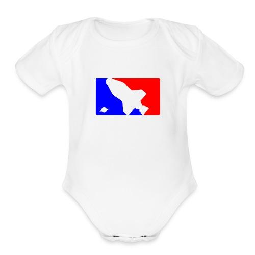 Future Kadet   - Organic Short Sleeve Baby Bodysuit