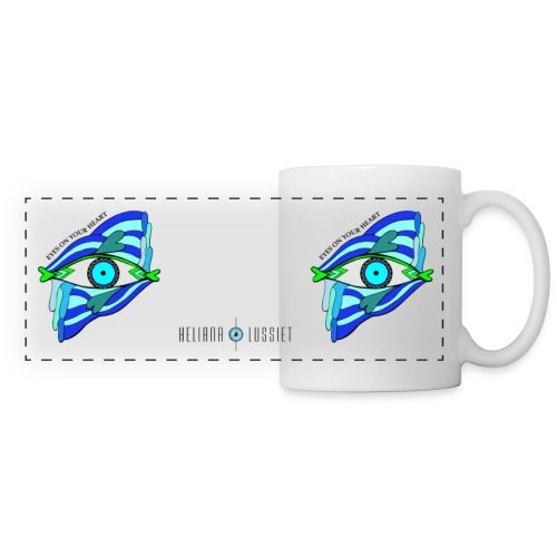 Valentine Collection Panoramic Mug - Panoramic Mug