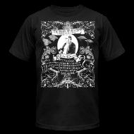T-Shirts ~ Men's T-Shirt by American Apparel ~ Charles Darwin Origin of Species t shirt