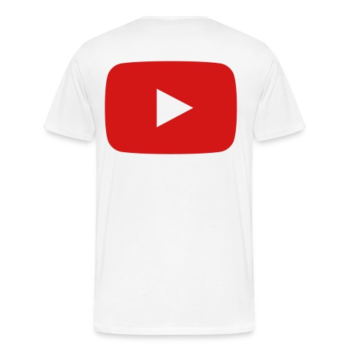 I Heart KingLRob's Vlogs Shirt - Men's Premium T-Shirt