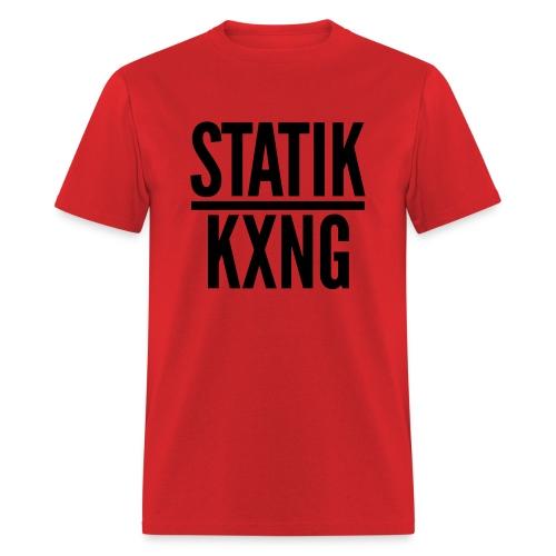STATIK KXNG - Men's T-Shirt