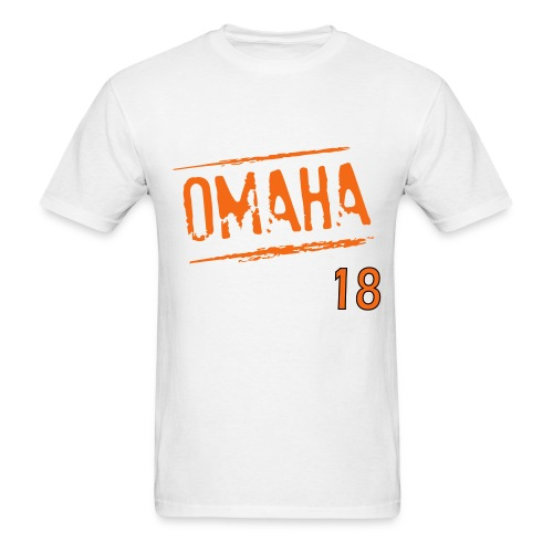 Omaha! T-shirt - Men's T-Shirt
