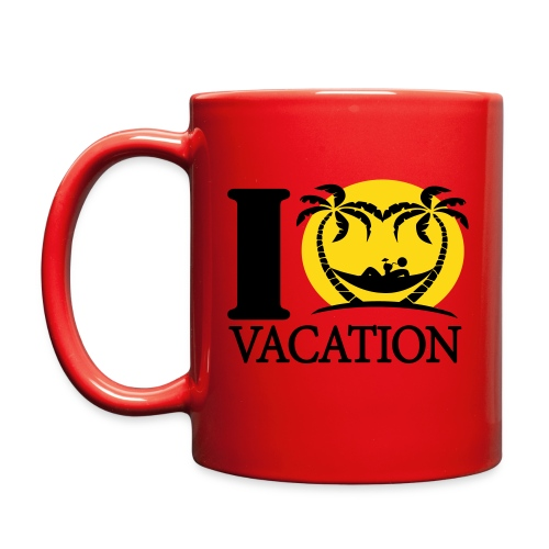 Team Vacay Coffee Cup - Full Color Mug