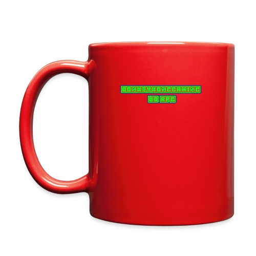 Donkeykonggaming xd rpg mugg - Full Color Mug
