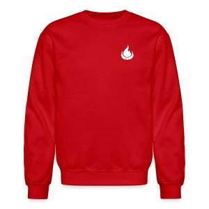 Torch Logo - Crewneck Sweatshirt