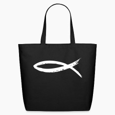 The fish - Christianity Bags & backpacks