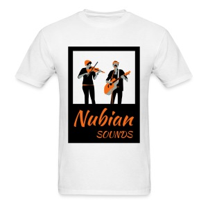 Nubian Sounds T-Shirt - Mens - Men's T-Shirt