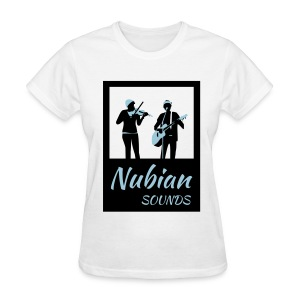 Nubian Sounds T-Shirt - Womens - Women's T-Shirt