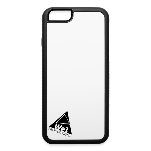 We3 iphone 6 cell phone case - iPhone 6/6s Rubber Case
