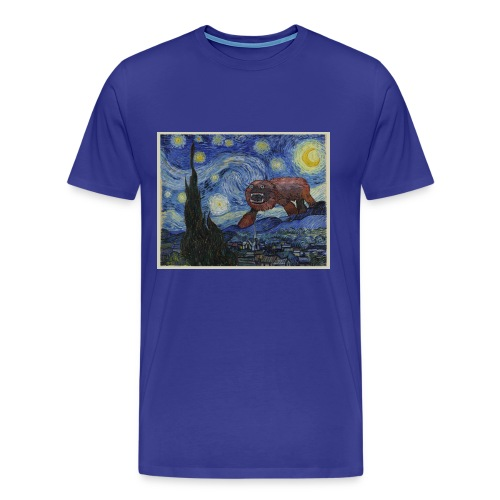 Starry Smooch - Men's Premium T-Shirt